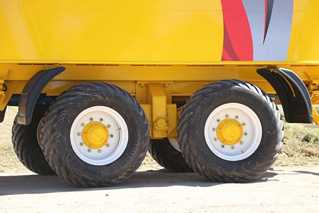 ruedas mixer doble ascanelli